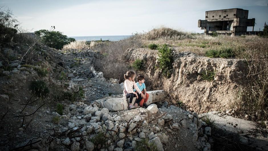 415 milijonov otrok po svetu živi na območjih vojne ali konflikta (foto: profimedia)