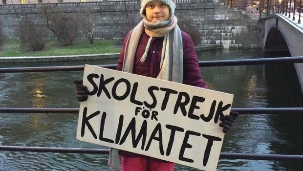 BBC bo snemal dokumentarno serijo o Greti Thunberg (foto: profimedia)