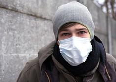 V Sloveniji nošenje zaščitnih mask zaradi koronavirusa ni potrebno