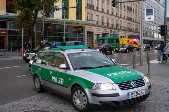 V Nemčiji racije proti domnevnim desničarskim teroristom