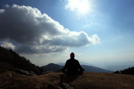 """Robert Križaj: """"Čuječnost ni samo za duhovneže in menihe v Himalaji."""""""