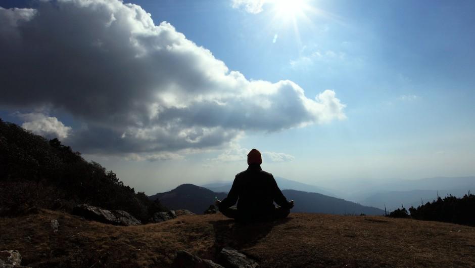 """Robert Križaj: """"Čuječnost ni samo za duhovneže in menihe v Himalaji."""" (foto: profimedia)"""