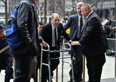 Sklepna nagovora v sodnem procesu proti Harveyju Weinsteinu