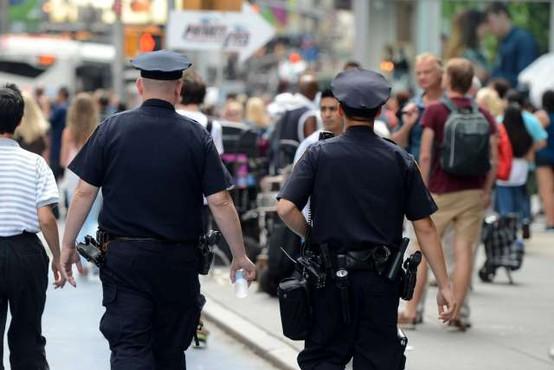 V New Yorku trikrat aretiran in trikrat izpuščen v enem dnevu