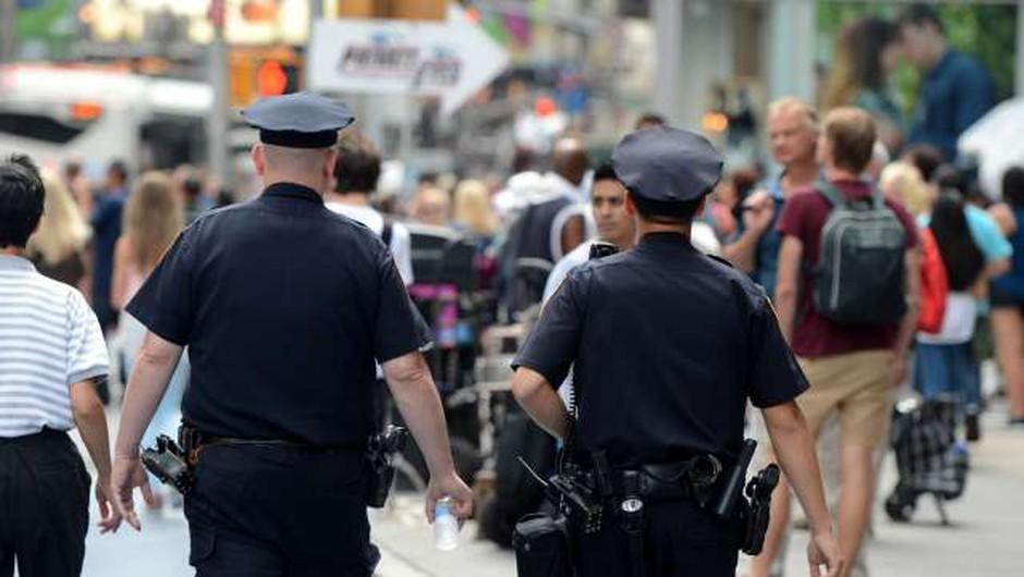 V New Yorku trikrat aretiran in trikrat izpuščen v enem dnevu (foto: Xinhua/STA)
