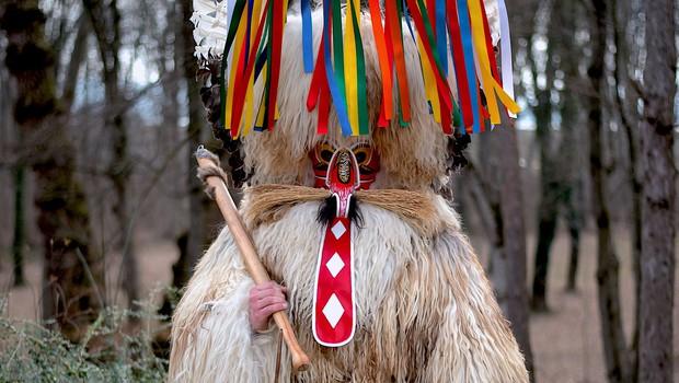 Strah pred (pustnimi) maskami izvira iz otroštva (foto: Profimedia)