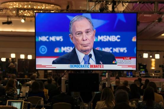 Michael Bloombergbo plačal po 2500 dolarjev na mesec za pohvale
