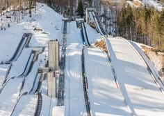 Planica od skromnih začetkov do doline skakalnih rekordov