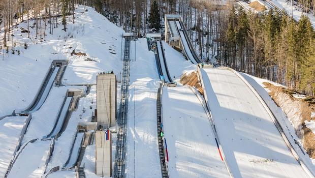 Planica od skromnih začetkov do doline skakalnih rekordov (foto: profimedia)