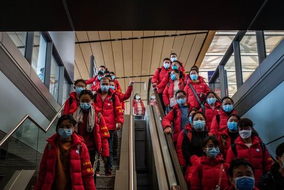 Iz Wuhana nova skupina Evropejcev, kitajski rokoborci pa v beograjski karanteni