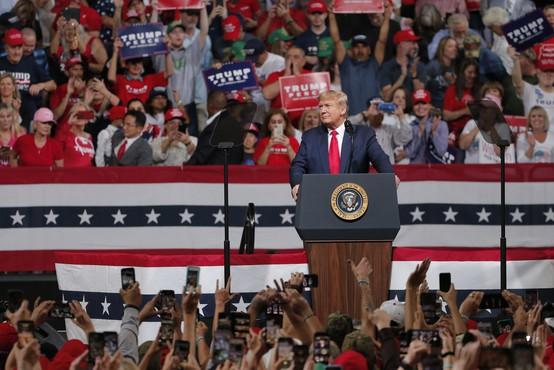 Trumpu ni všeč, da je oskarja za najboljšega dobil film v tujem jeziku