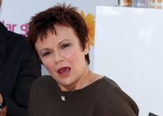 Igralka Julie Walters praznuje rojstni dan in se bori z rakom