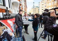 Na shodu proti izročitvi Juliana Assangea ZDA tudi znane osebnosti
