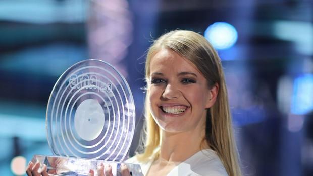 Ana Soklič bo Slovenijo na Evroviziji v  Rotterdamu predstavila s pesmijo Amen (foto: Adrijan Pregelj)