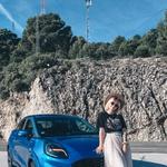 Kako zelo je našo urednico Instagrama navdušila nova Puma – foto dokazi s testne vožnje (foto: Ana Cepec in Ford)
