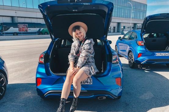 Kako zelo je našo urednico Instagrama navdušila nova Puma – foto dokazi s testne vožnje