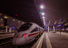 Panika v Avstriji: na meji z Italijo za več ur ustavljena vlaka