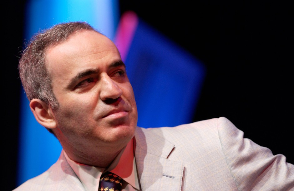Kako je Gari Kasparov zakopal bojno sekiro z umetno inteligenco (foto: profimedia)