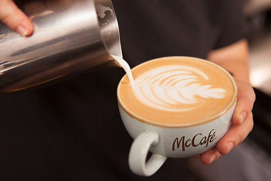 Ta kava je umetnina, ki jo vzamete za svojo