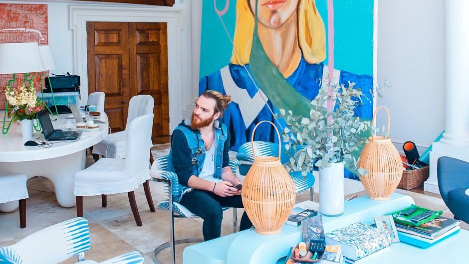 Airbnb: ko vsako lastnino zdaj gledamo kot potencialni vir zaslužka (foto: Unsplash)