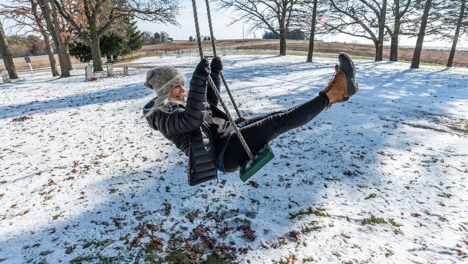 Meteorologi se niso motili: na Koroškem dež že prehaja v sneg! (foto: profimedia)