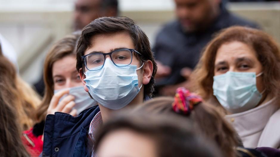 Na Hrvaškem potrdili drugo okužbo s koronavirusom (foto: profimedia)