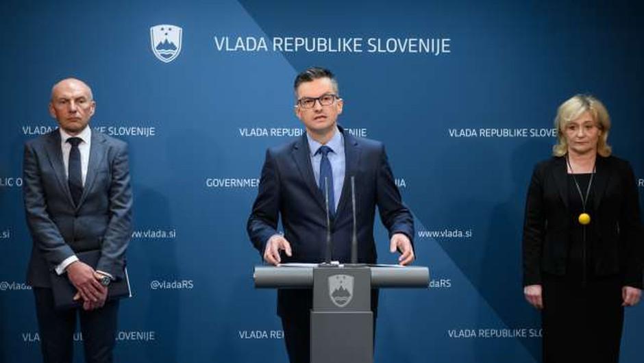 Marjan Šarec: Tisti, ki so pozivali k zaprtju meja, le širijo paniko (foto: STA/Nebojša Tejić)