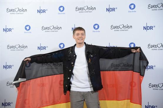 Na Evroviziji bosta pela dva Slovenca: Ana Soklič in kot predstavnik Nemčije Benjamin Dolić