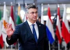 Ob zaostrovanju migrantske krize Hrvaška razmišlja o vojski na meji