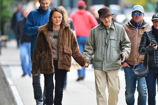 Woody Allen je končno našel založnika za svojo avtobiografijo