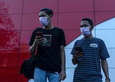 Na Kitajskem se širjenje koronavirusa upočasnjuje, razmah v Južni Koreji