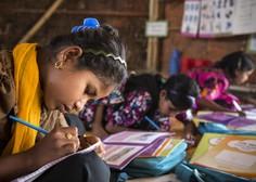 Izboljšanja pri izobraževanju, a deklice ostajajo žrtve nasilja in diskriminacije