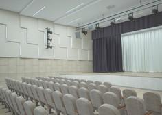 V Sloveniji prepoved prireditev v zaprtih prostorih z več kot 500 ljudmi