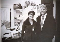 Bill Clinton v dokumentarnem filmu o razmerju z Monico Lewinsky