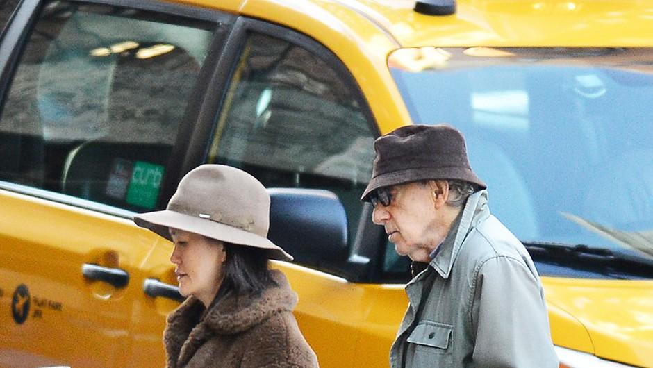 Založba zaradi pritiska javnosti odpovedala izid avtobiografije Woodyja Allena (foto: profimedia)