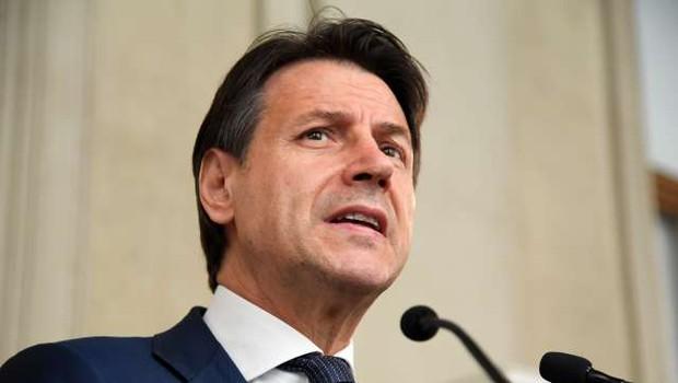Italijanski premier Conte za celotno Italijo razglasil karanteno (foto: Xinhua/STA)