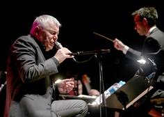 Ocena koncerta: Glasbena čarovnija Zorana Predina v dvorani Lisinski v Zagrebu