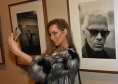 Fotografska retrospektiva modnega oblikovalca Karla Lagerfelda