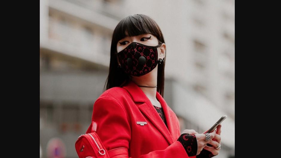 Pretekli modni mesec sta zaznamovala koronavirus in slabo vreme (foto: Profimedia)