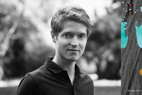 Slovenijo bo obiskal nemško-švicarski pisatelj Benedict Wells