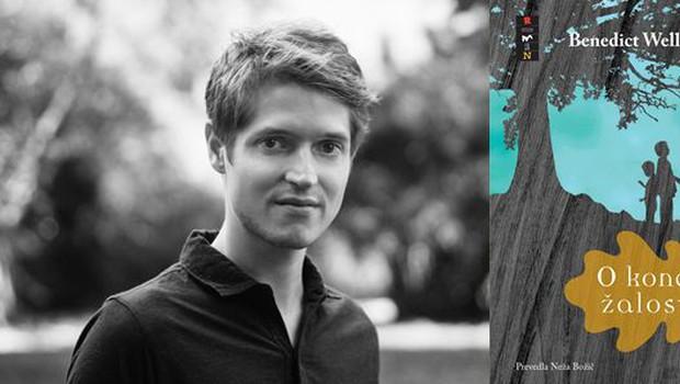 Slovenijo bo obiskal nemško-švicarski pisatelj Benedict Wells (foto: emka.si)