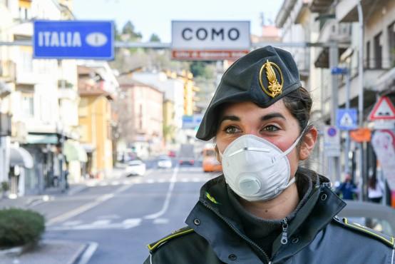 Slovenija bo po vzoru Avstrije zaprla mejo z Italijo za potniški promet