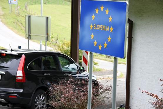 Od danes naprej nadzor pri vstopu na meji z Italijo