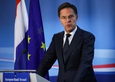 Nizozemski premier se je javno pregrešil zoper svoj nasvet proti širjenju koronavirusa