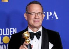 Tom Hanks se je okužil s koronavirusom na snemanju v Avstraliji