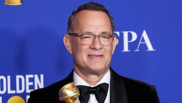 Tom Hanks se je okužil s koronavirusom na snemanju v Avstraliji (foto: profimedia)