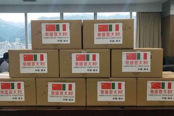 Luigi di Maio hvaležen Kitajski in kritičen do evropskih držav
