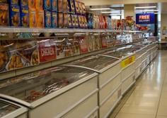 Naval na trgovine ni potreben, preskrba z živili ni ogrožena