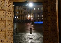 Italijanov karantena in omejeno gibanje nista zlomila