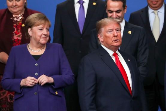 Trumpovo nespodobno ponudbo nemške oblasti kategorično zavrnile